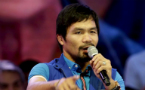 Philippine boxer Manny Pacquiao makes homophobic remarks