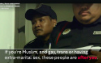 Muslim police harass transgenders in Malaysia