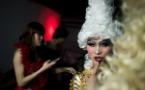 Shanghai holds final of drag queen competition