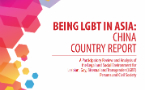 'Being LGBTI in China' report released