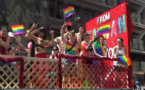 Taiwanese attend New York Gay Pride