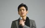 John Cho claims gay kiss was cut from Star Trek Beyond