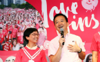 Openly gay HK lawmaker says re-election proves public support of LGBT