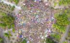 万人参加香港一点粉红Pink Dot活动