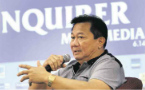 Top Philippine official sparks same-sex marriage debate