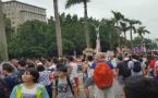 超8万人上街头参加台北同志游行