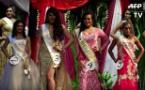 看點: 2016印尼變性人小姐在雅加達加冕