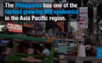 Policy Failures Fuelling HIV Philippines' Epidemic