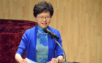 香港特首候選人林鄭月娥被指對同性婚姻態度偽善