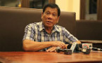 Philippines Leader Duterte Opposes Gay Marriage