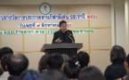 Deputy Bangkok Governor Blames HIV on TV