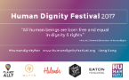 Human Dignity Festival to Debut in Hong Kong
