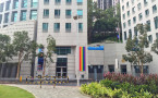 HK lawmaker complains over UK consulate pride flag