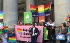 Australia's same-sex marriage bill passes through Senate