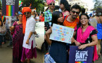 Thousands Protest Section 377 in Mumbai's Gay Pride Parade