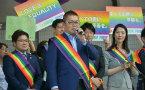 看点: 东京庆祝彩虹骄傲节