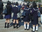 Japanese Schools Introduce Genderless Uniforms