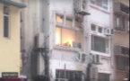"""看点: 香港男男""""激战""""视频网络疯传"""
