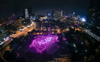 Singapore Celebrates Tenth Pink Dot