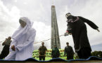 Gay Couple Whipped in Indonesia Under Sharia Law