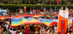 Estimated 100,000 people demonstrate for LGBT Equal Marriage in Taipei