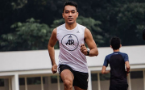 Gay runner in Indonesia confronts a family and culture intolerant of LGBT people