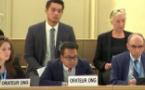 Malaysian police investigate LGBT activist over UN speech