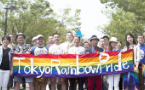 Tokyo's Rainbow Pride parade celebrates equality for all!