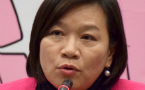 Hong Kong lawmaker denounces same-sex advert