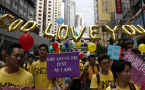 BREAKING NEWS: Hong Kong's top court rules in favour of gay couple
