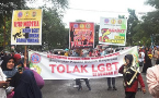 Indonesian city pushing for anti-LGBT law