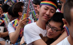 China just ruled out allowing same-sex marriage