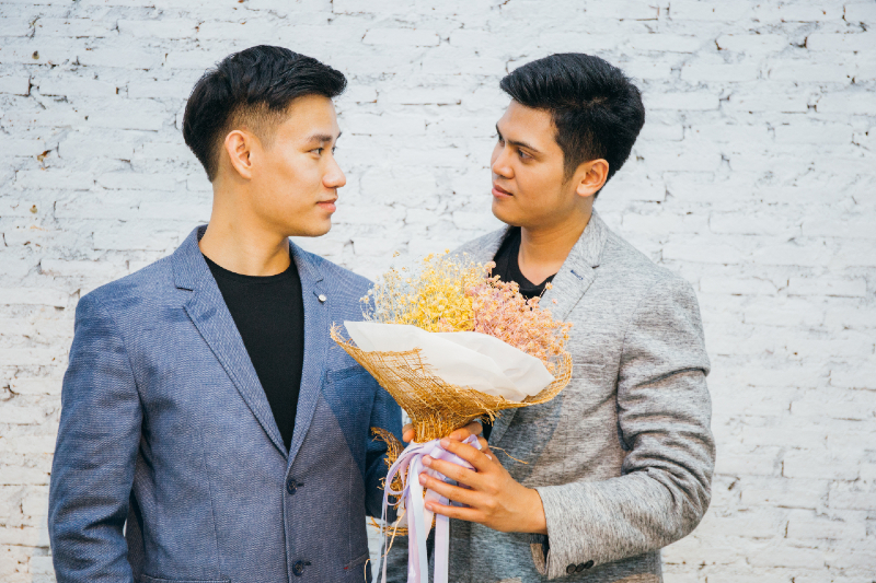Grooming tips for men on their wedding day